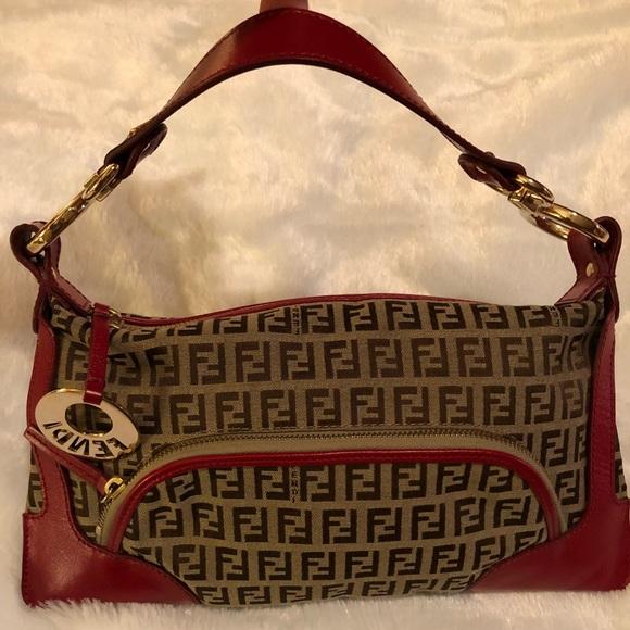 7f0288eaa7 Fendi Handbags - Fendi designer handbag